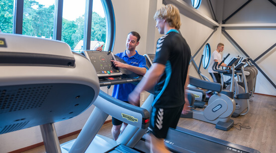 Fitness bij Therapiecentrum Veenstade